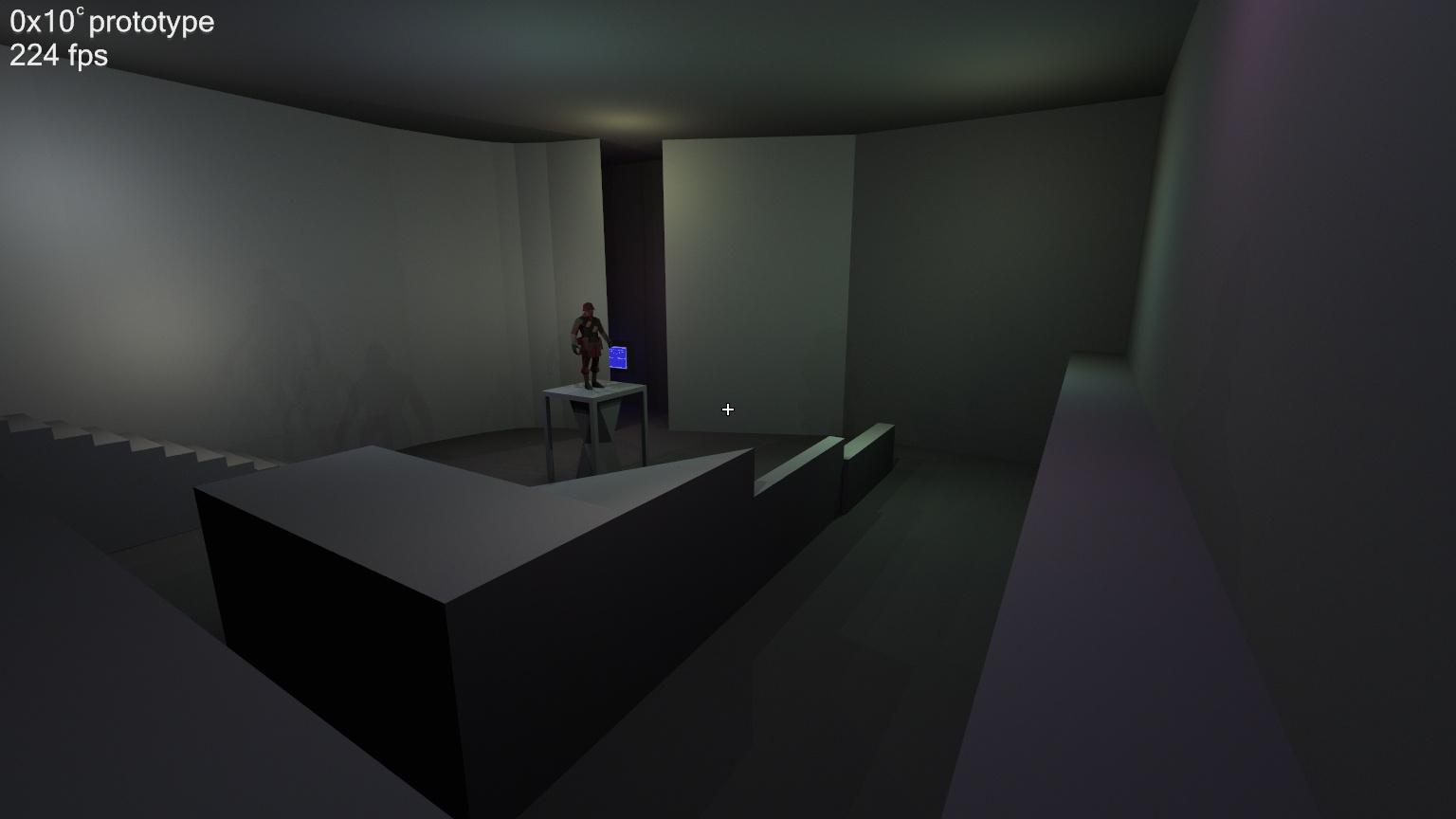 0x10c Prototype Screenshots - Blue's News