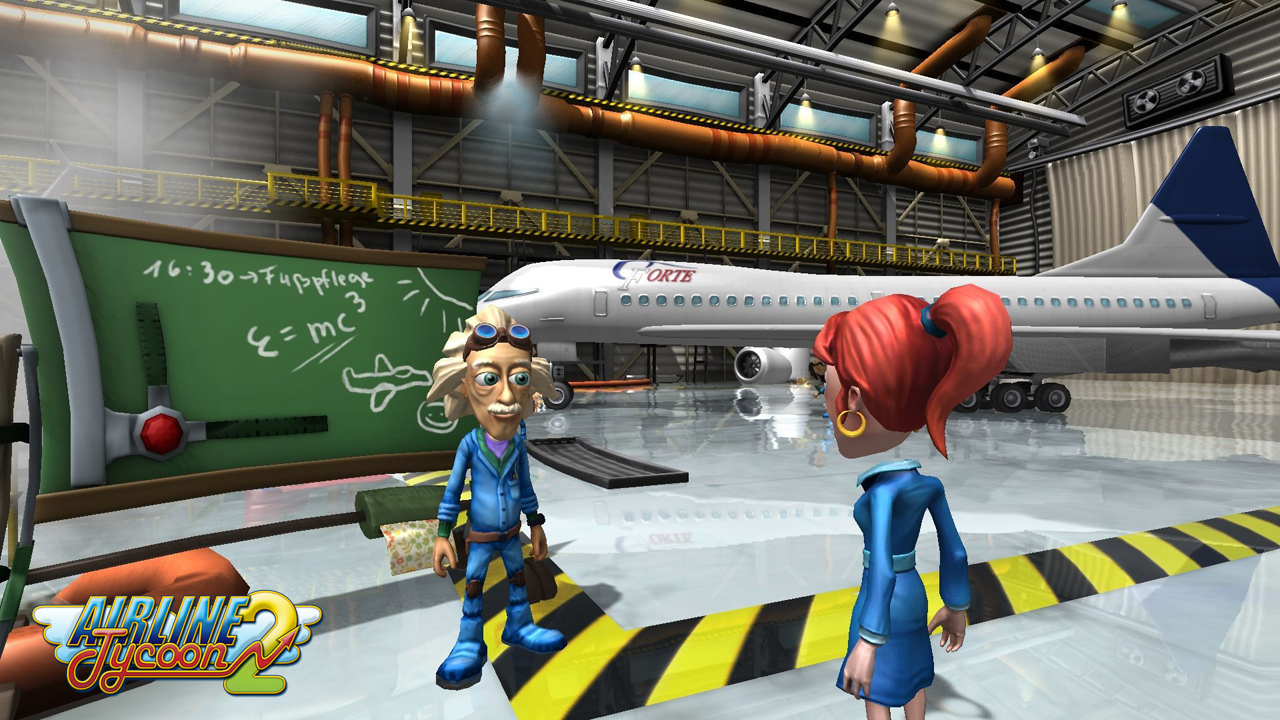 Airline Tycoon 2 Airline Tycoon 2 Screenshots