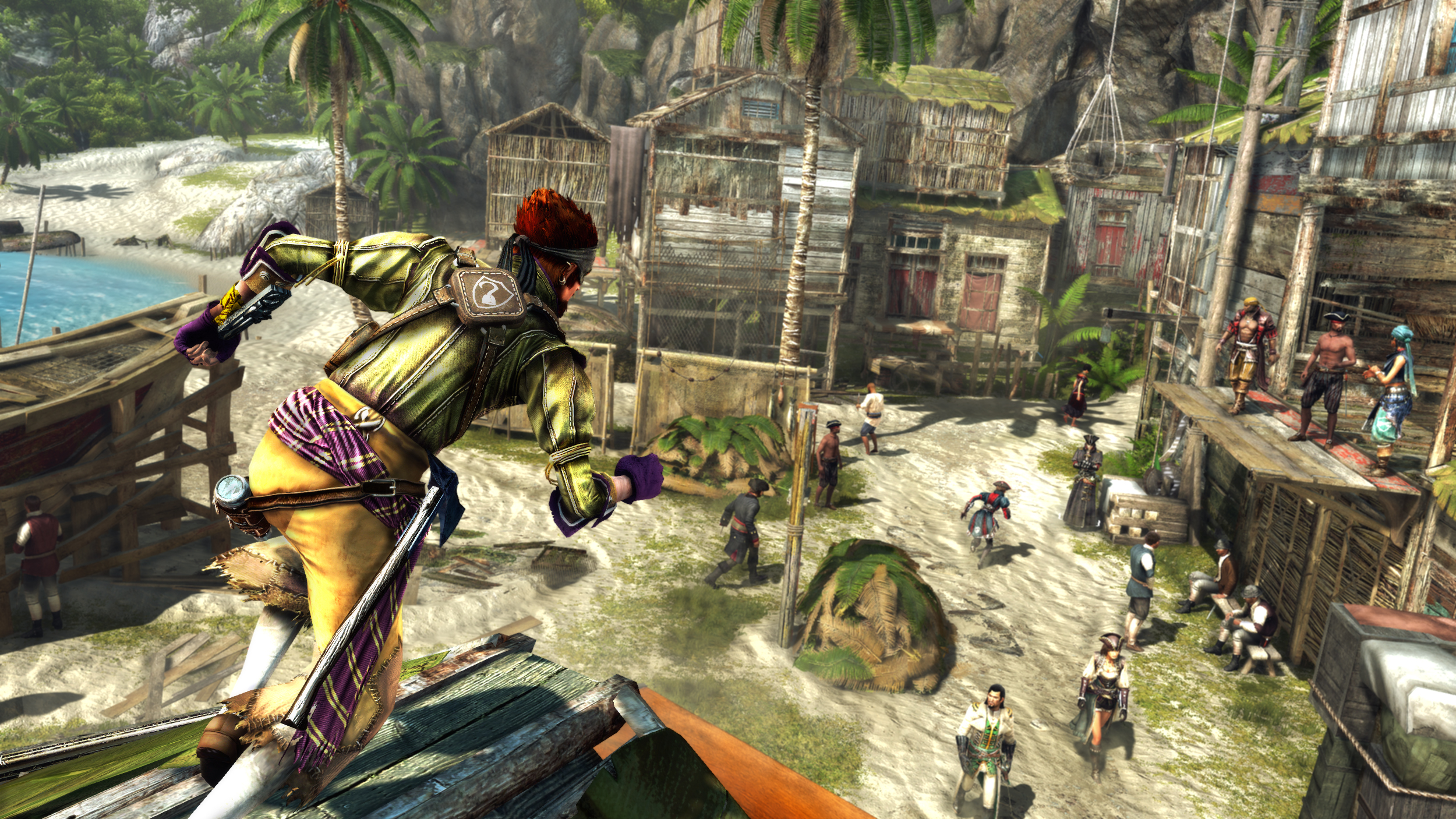 assassins creed iv black flag pc game free download - HD 1540×863