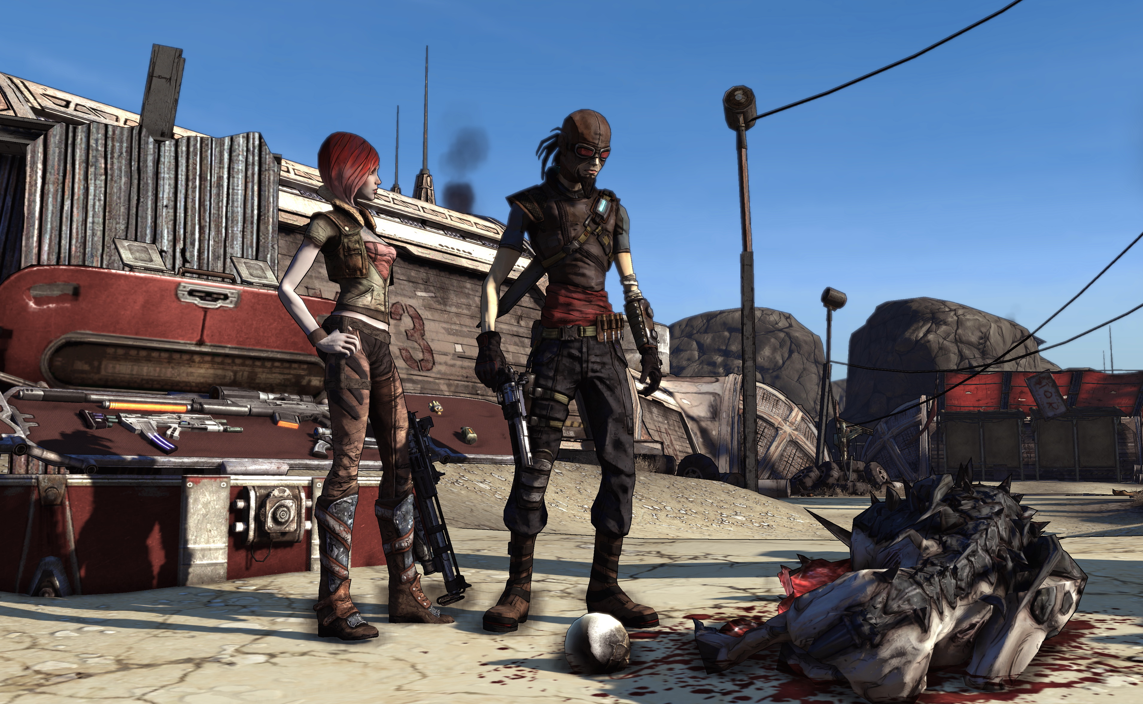 Image result for borderlands screenshots