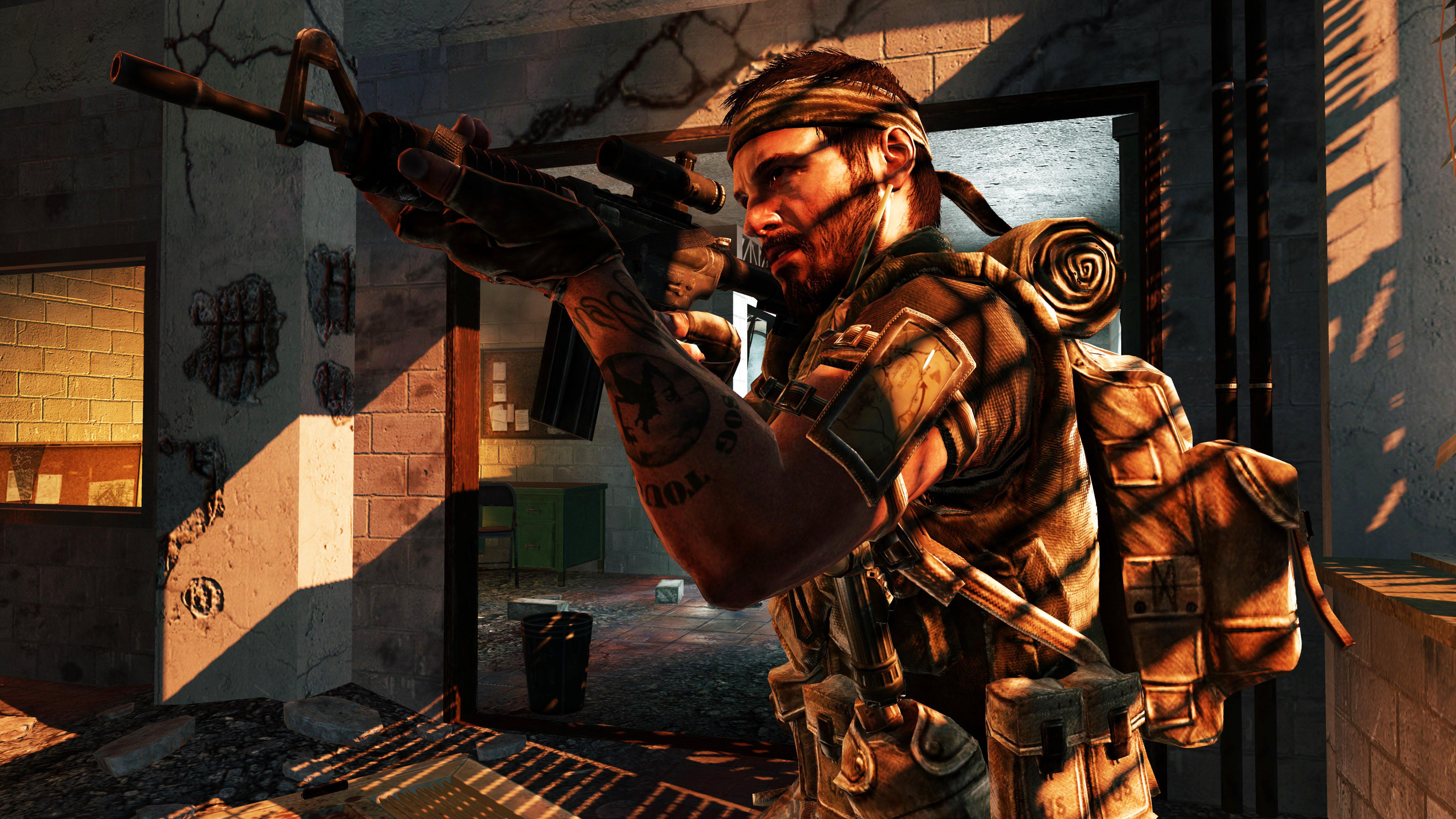 Сообщество игроков Call of Duty MW2 и Black Ops.