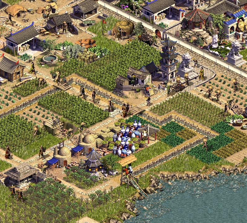 Kingdom Building Strategy Games