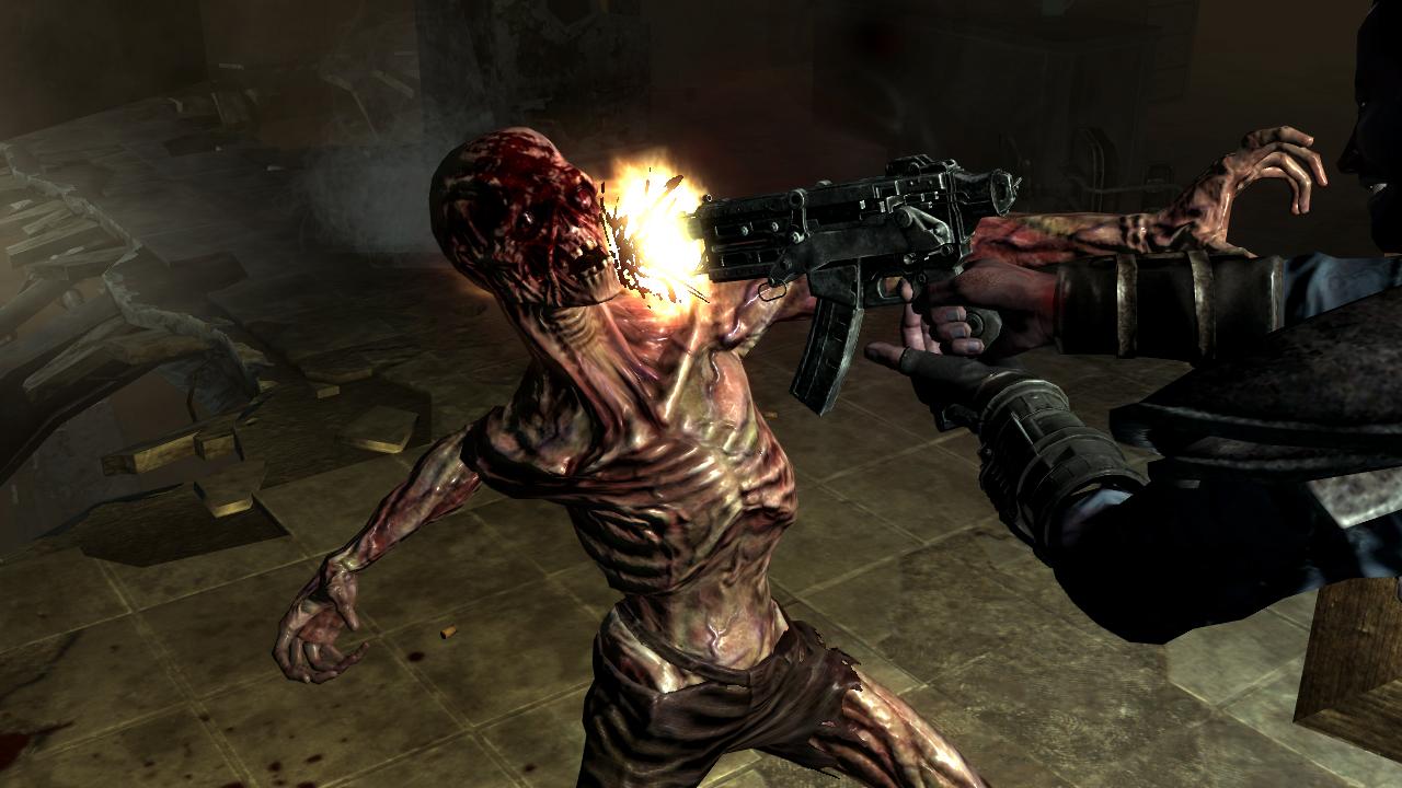 Description Fallout 3 Screenshots Ghoulintheface