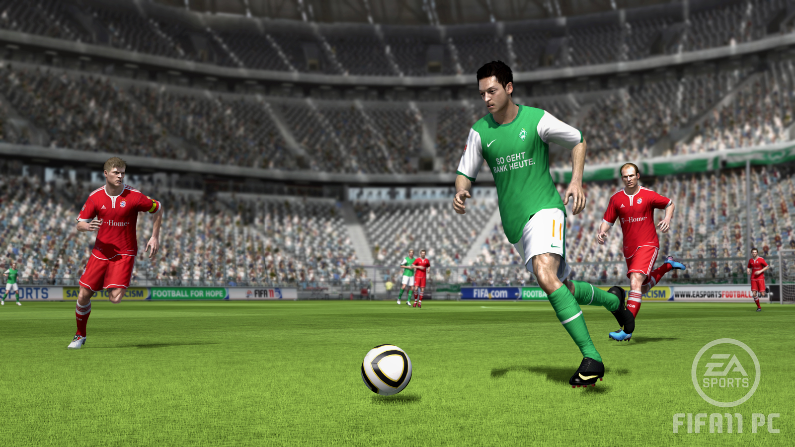Soccer style 2010 online game