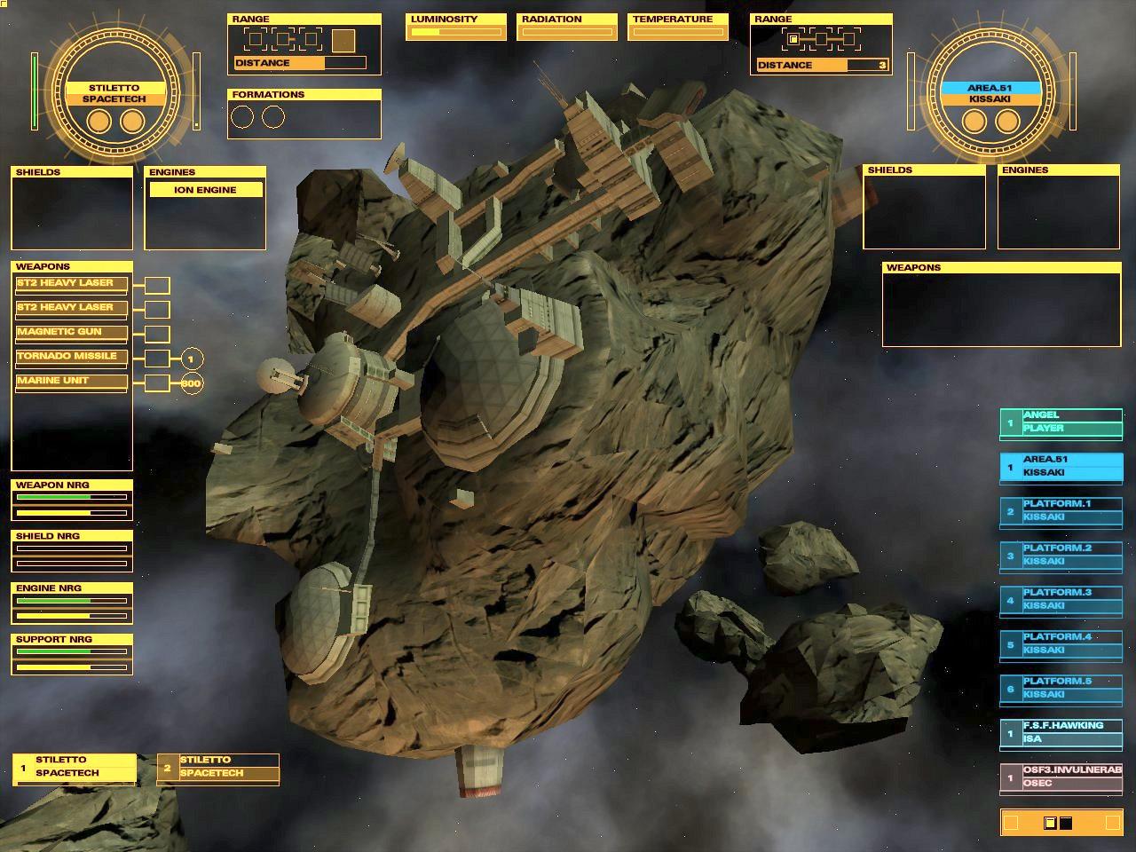 New Imperium Galactice Iii Screenshots Blue S News