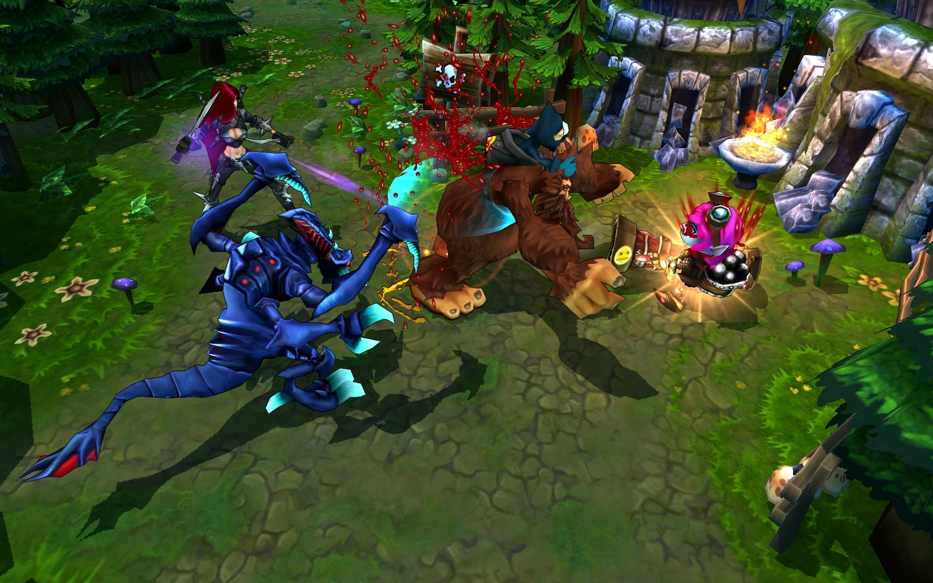 how to take a screenshot in league of legends