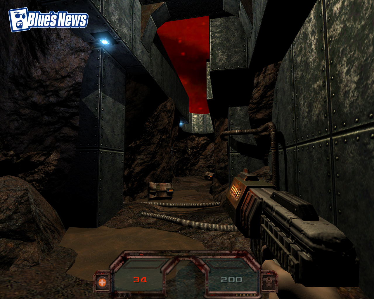 Quake 2 on the Doom 3 Engine Mod In The Works - The Minds Eye