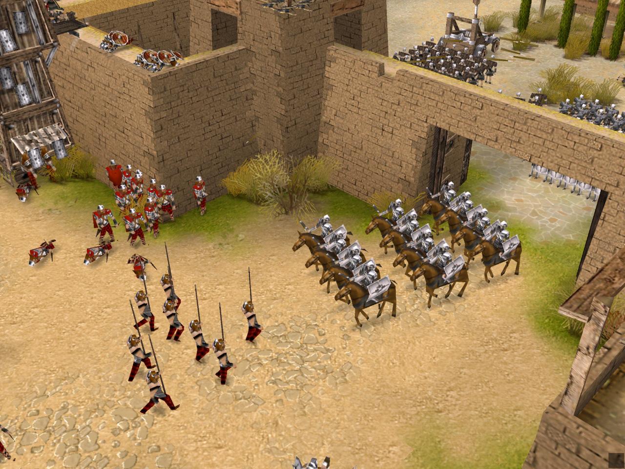 империя 2 игра