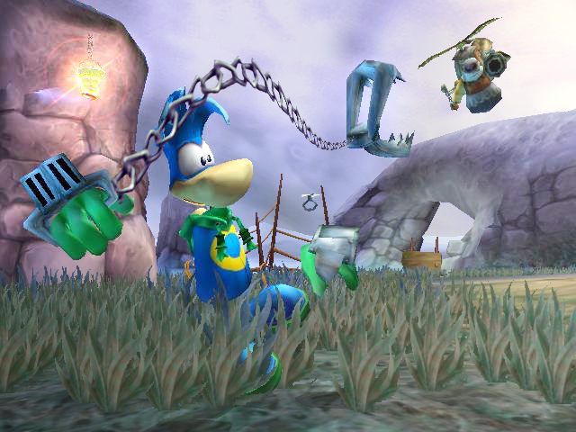 Rayman 3 Hoo... 2002 Games