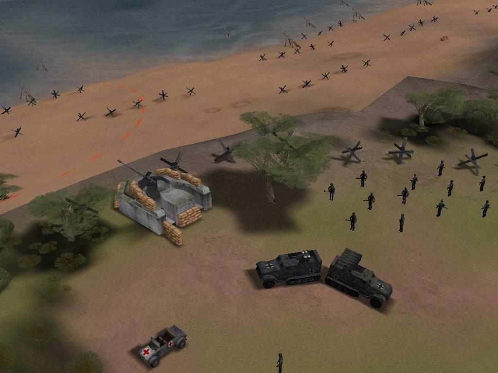 New World War II: Frontline Command Screenshots - Blue's News