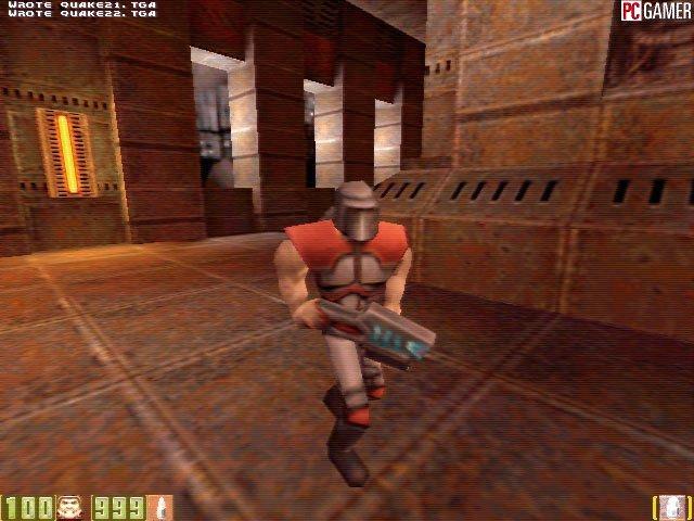 Blue's Quake News - August 23-29, 1997